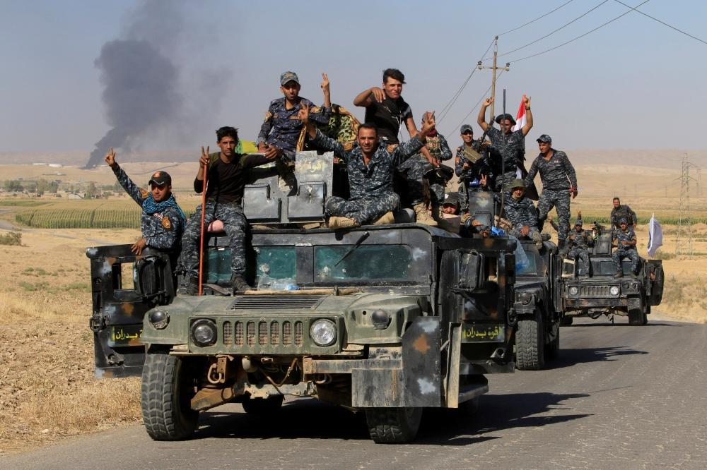 الجيش العراقي ينهي مهمة