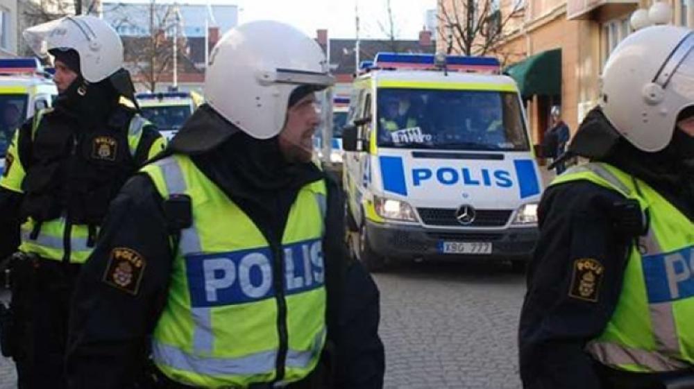 انفجار يستهدف مركز شرطة بالسويد دون إصابات