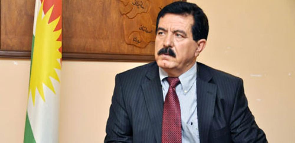 بغداد تأمر باعتقال نائب رئيس إقليم كردستان