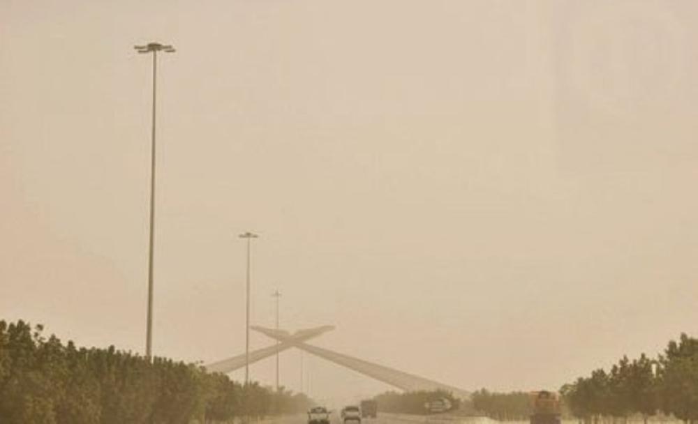 «الأرصاد»: رياح سطحية على مكة والمدينة