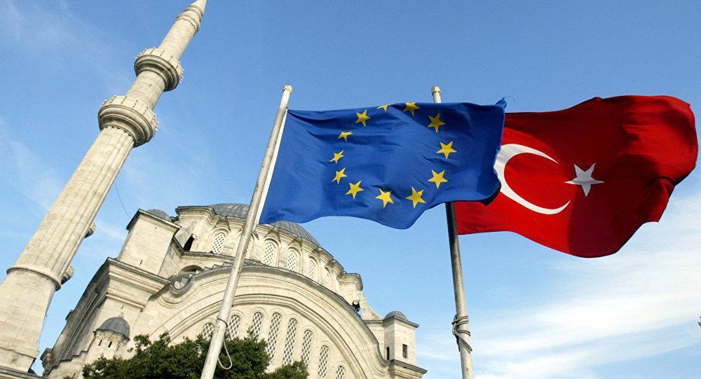 تركيا والاتحاد الاوروبية