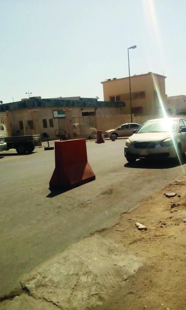 صورة التقطت أمس لمستشفى الصحة النفسية في الطائف.