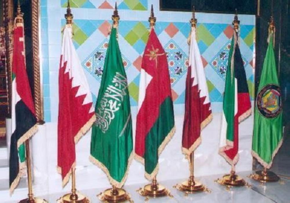 أعلام الدول الخليجية