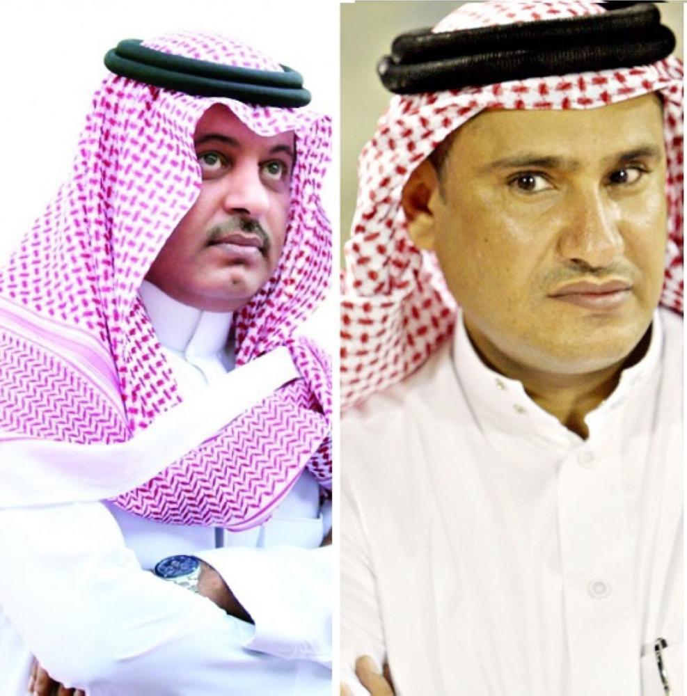 مصلح آل مسلم ونايف البلوي