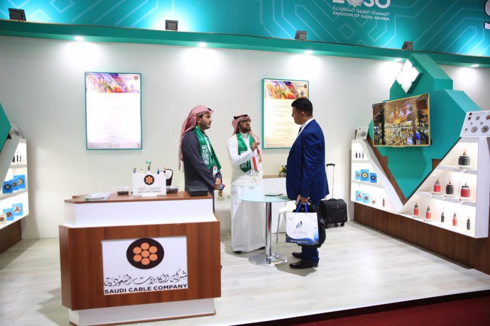 «الصادرات السعودية» تُعرّف القطاعات الصناعية والخدمية المشاركة بمعرض بغداد الدولي
