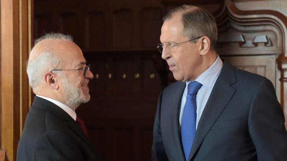 لافروف والجعفري يبحثان الوضع في العراق وسورية