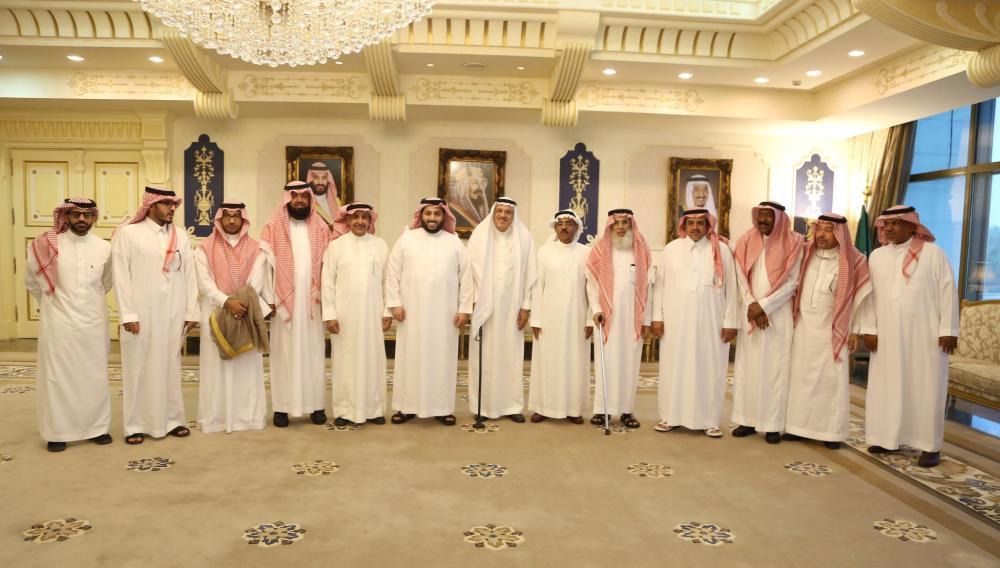آل الشيخ يعيد الأحمد والبكر للتعليق بدءا من «ديربي الرياض»