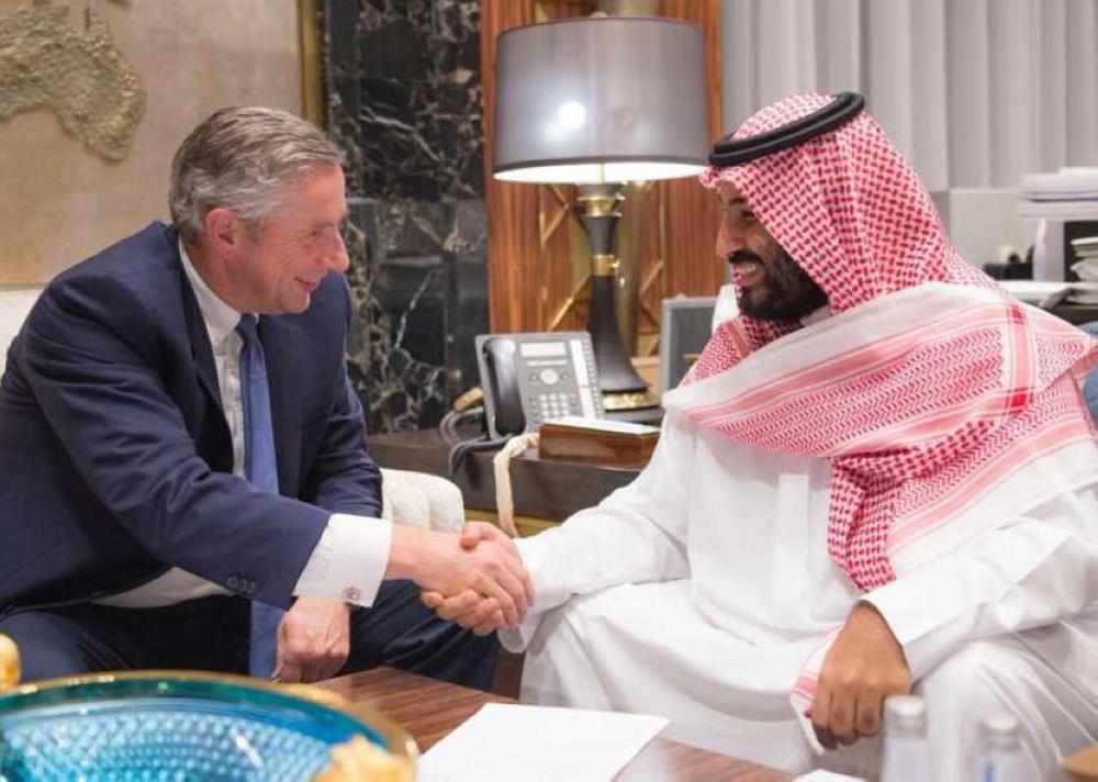 Crown Prince Mohammed Bin Salman Appoints Dr. Kleinfeld as «NEOM» CEO