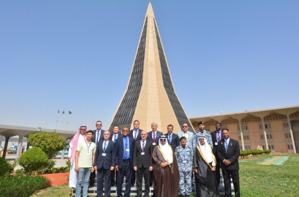 جامعة نايف تستضيف اجتماع الاتحاد الدولي لأكاديميات الشرطة أخبار
