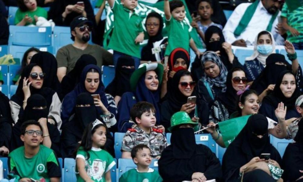 Saudi Arabia allow women into sports stadiums from 2018