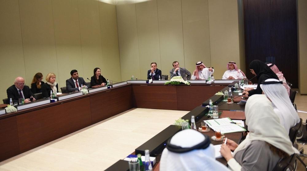 وفد من البرلمان الأوروبي يزور مركز الملك عبدالعزيز للحوار الوطني