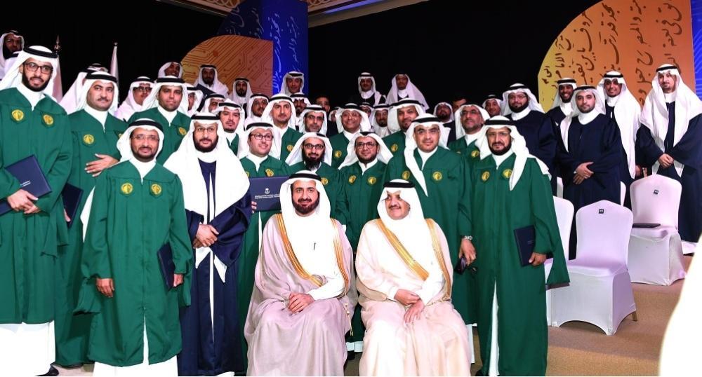 أمير الشرقية يرعى حفلة تكريم خريجي الابتعاث والمتميزين بمستشفى الملك فهد التخصصي