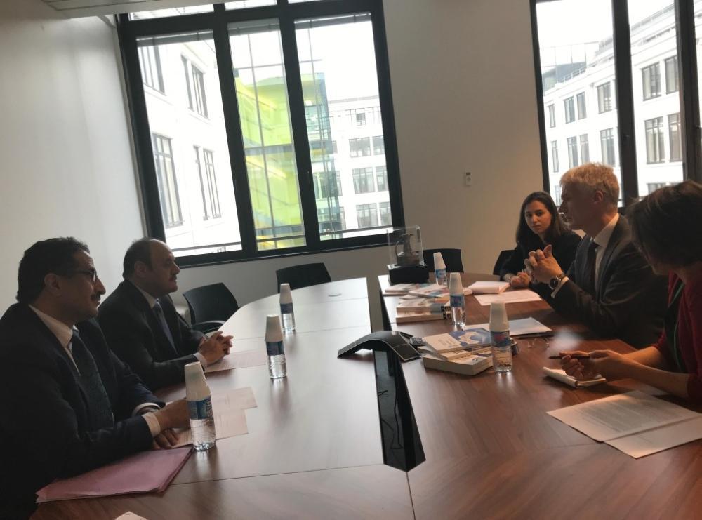 «مكتب التربية العربي» و «OECD» يتفقان على برنامج للعمل المشترك