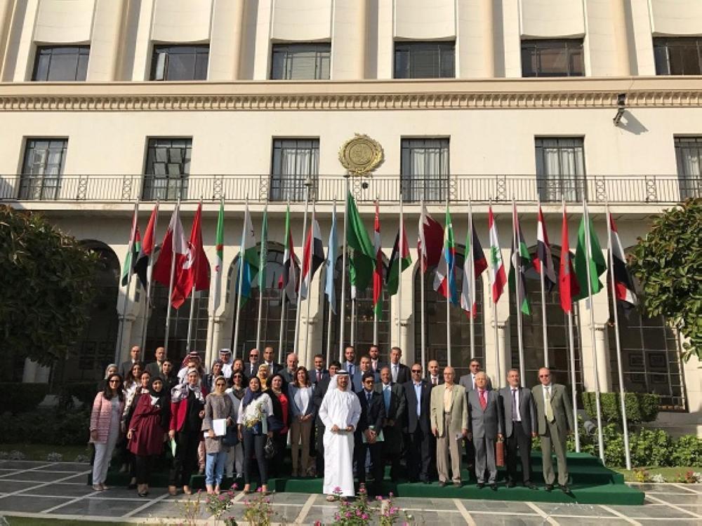 «الثقافة البحرينية» تشارك في مؤتمر «التنمية المستدامة» بجامعة الدول العربية