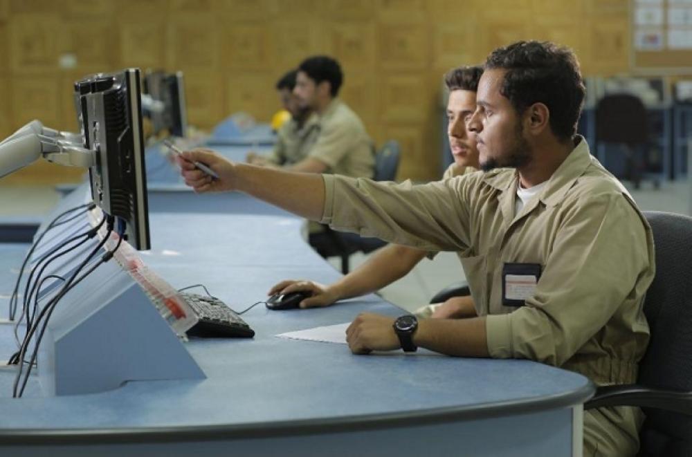 أيادٍ سعودية ماهرة في الشركة السعودية للكهرباء
