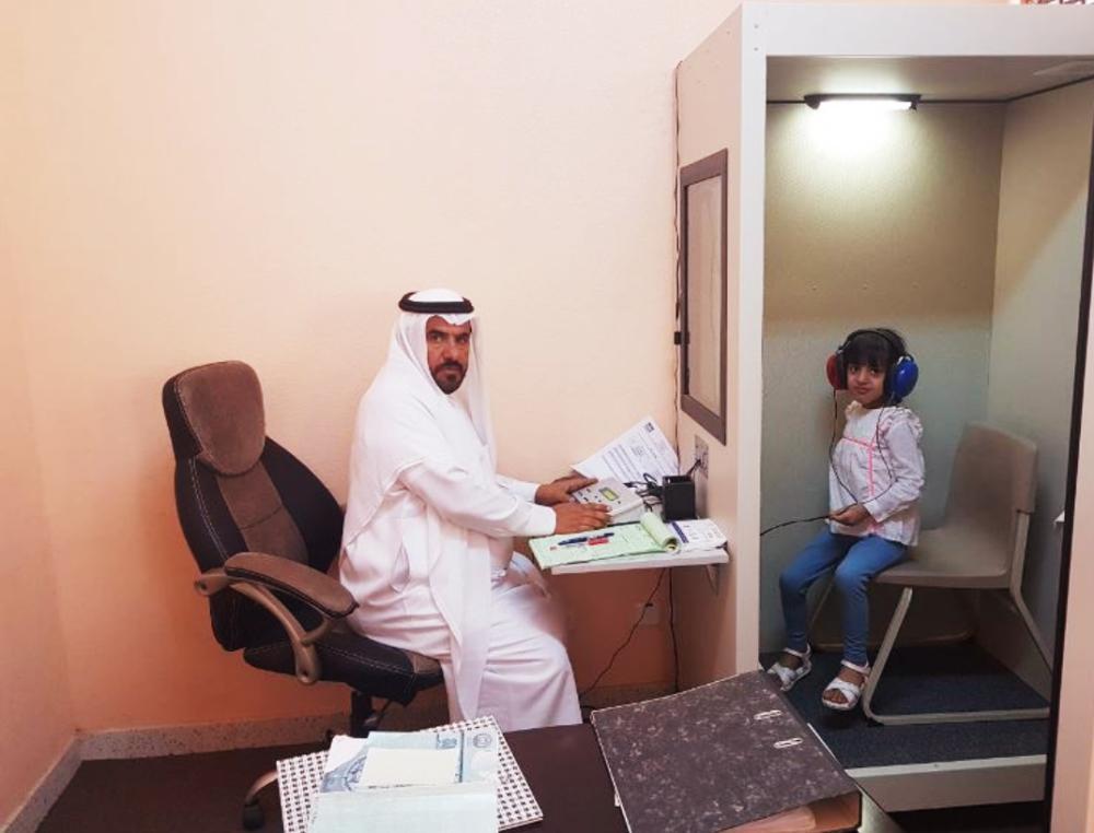 تشخيص 700 حالة بمركز التربية الخاصة في أحد رفيدة