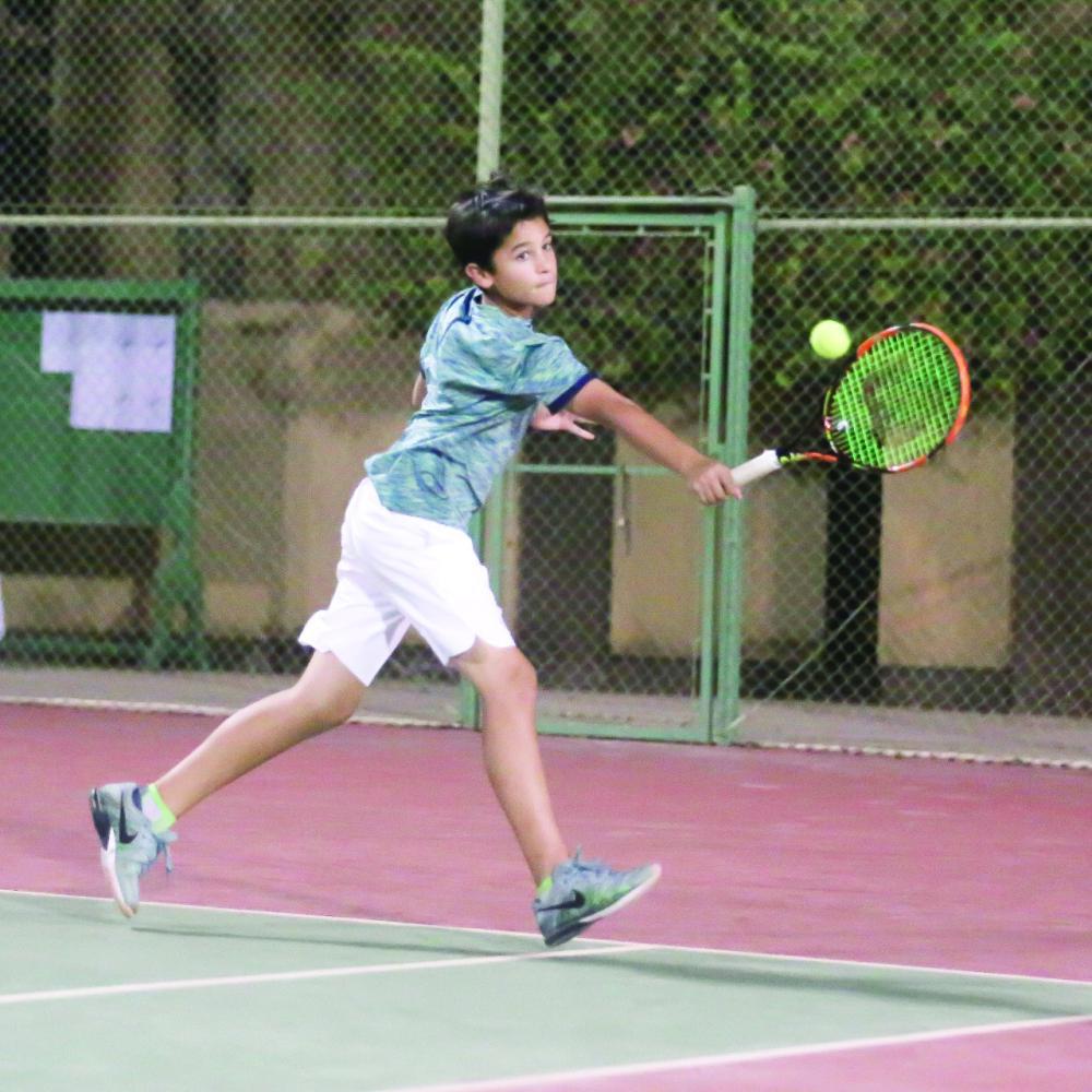 اتحاد التنس ينظم بطولة المملكة المفتوحة للناشئين والشباب بالرياض