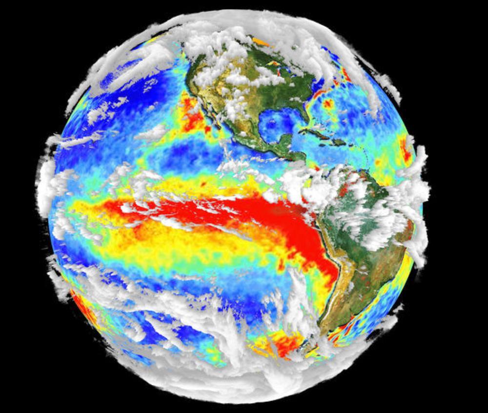 2017 الأشد حرارة خارج «النينو»