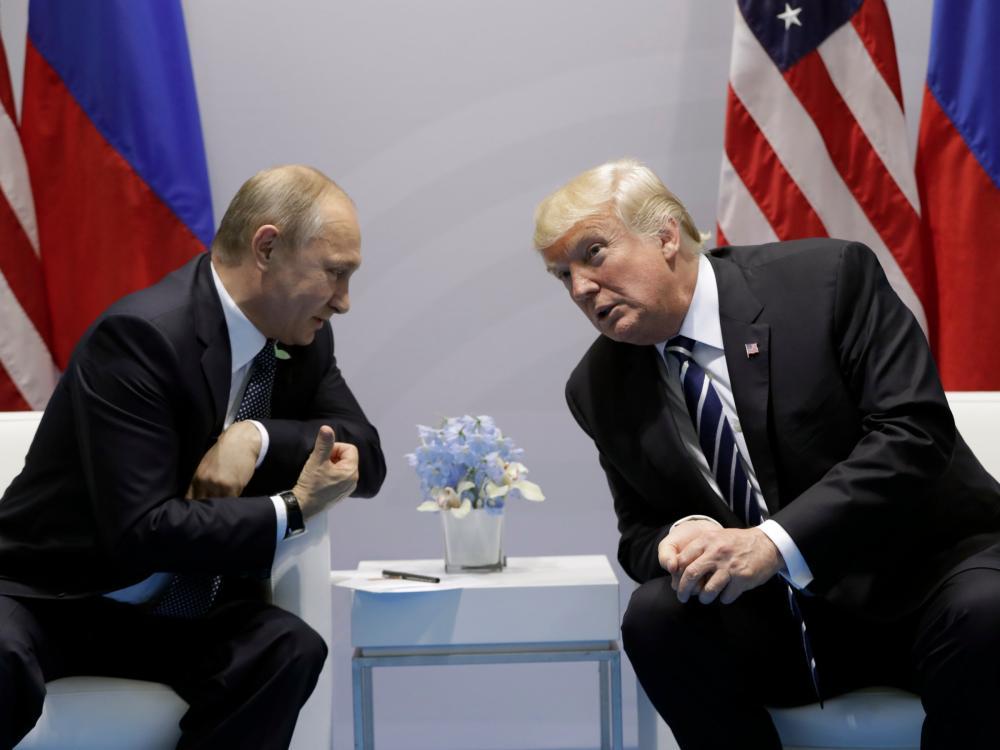 الكرملين: بوتين وترمب يجتمعان غداً في فيتنام