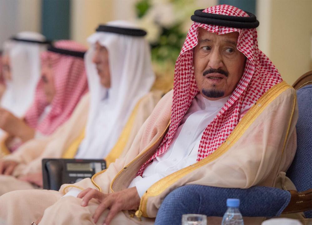 خادم الحرمين يشرف «حفل أهالي المدينة».. ويدشن عدداً من المشروعات التنموية