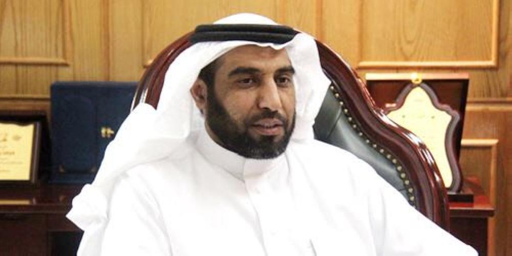 دير تعليم القريات الدكتور محمد بن عبدالله الثبيتي.