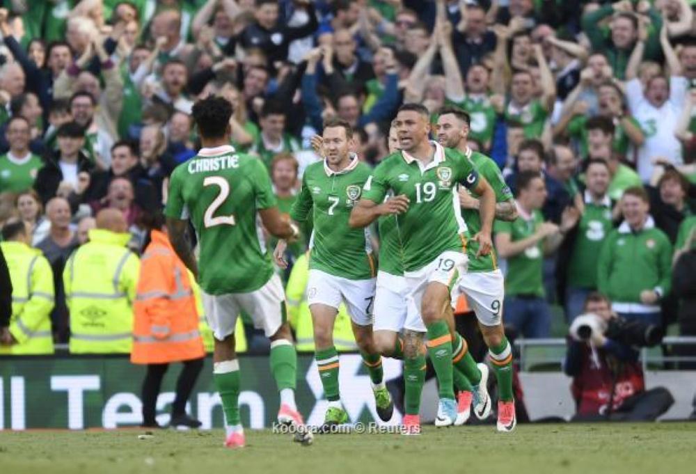 منتخب أيرلندا