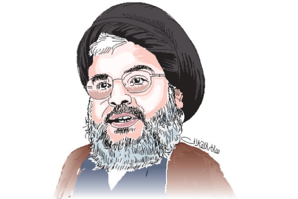 «نصر الله» يعترف: معاشات ومصاريف «الحزب» من طهران