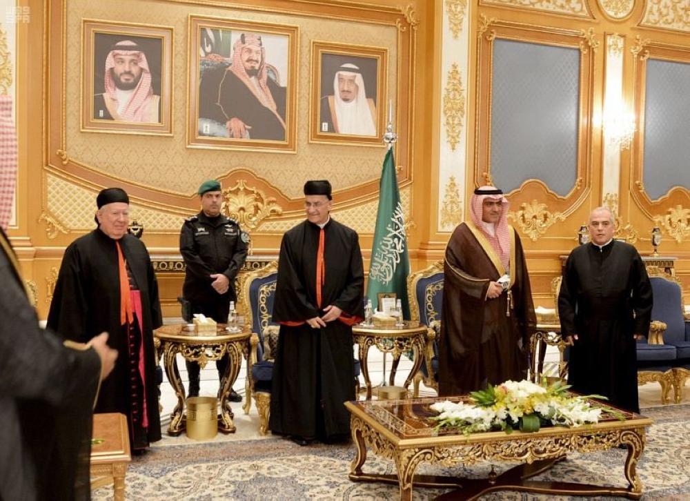 البطريرك الراعي: السعودية وقفت بجانب لبنان.. وكنت في شوق لزيارتها