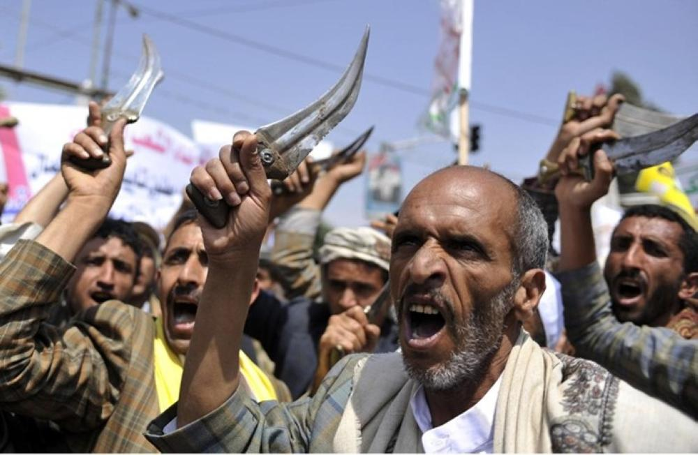 الحوثيون.. المرتزقة الحفاة.. مطلقو صواريخ إيران