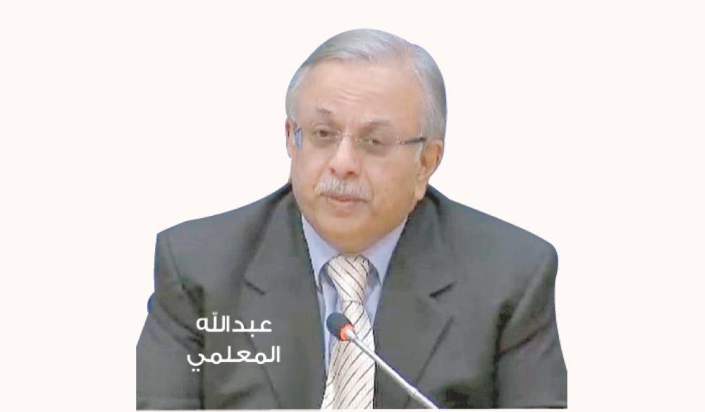 المعلمي يطالب بإرسال مراقبين دوليين لموانئ الانقلابيين