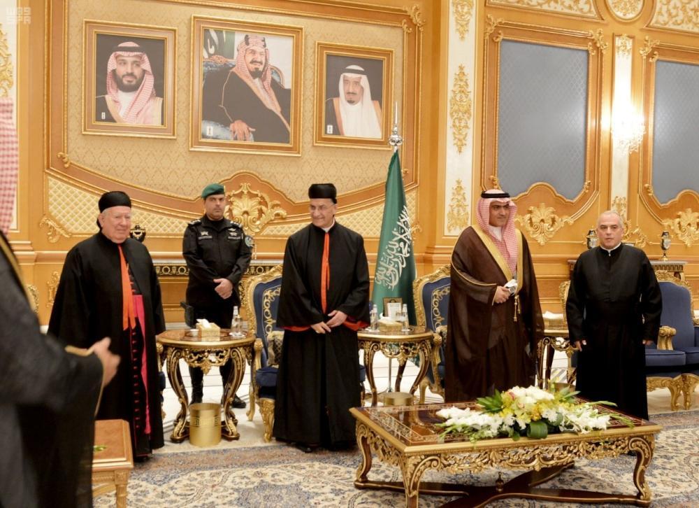 البطريرك الراعي يغادر الرياض
