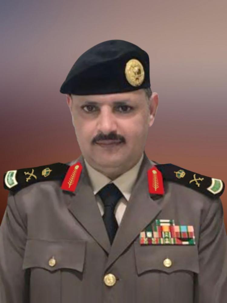 اللواء محمد الأسمري