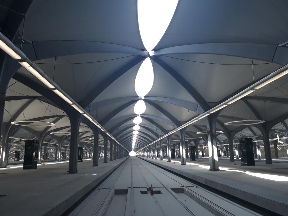 وزير النقل لـ«عكاظ»: التشغيل خلال 5 أشهر.. وخطة لتعميم القطار