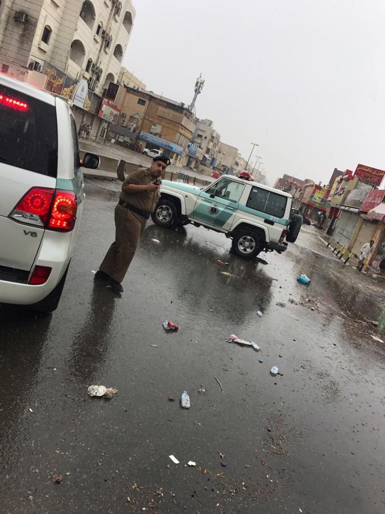 إيقاف «ساهر» مؤقتا.. ورجال المرور يغطون شوارع جدة