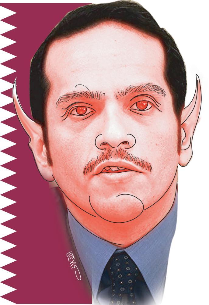 وزير «الشكاية» القطرية.. يقلب الواقع ويزيفه!