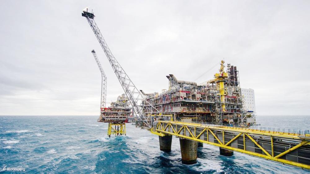 126 مليار متر مكعب إنتاج الغاز الطبيعي في السعودية.