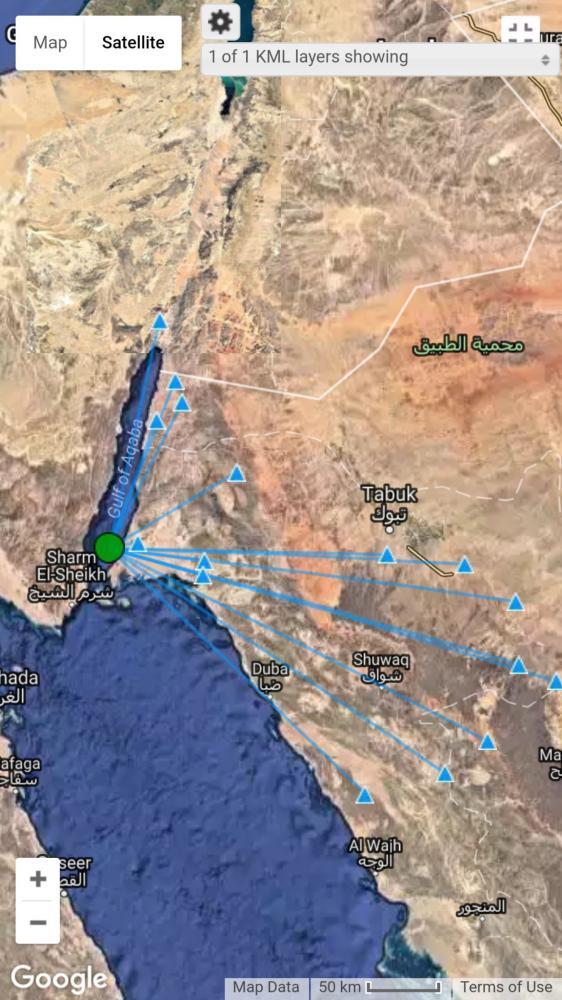 «هزة أرضية» بقوة 3 درجات جنوب خليج العقبة