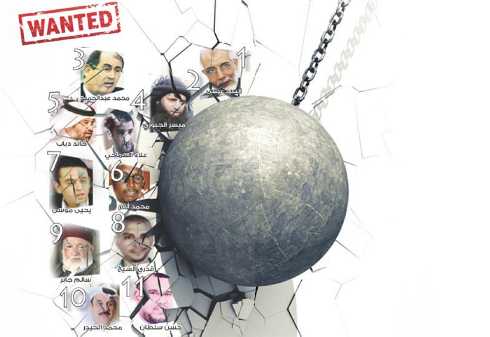 الدول الـ4 تدك «إرهاب العمائم»