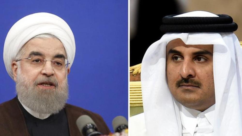 2017.. كسر قطر.. وفضح إيران