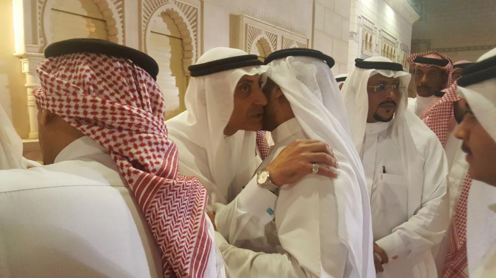 خالد الفيصل يواسي في وفاة إبراهيم خفاجي أخبار السعودية صحيقة عكاظ