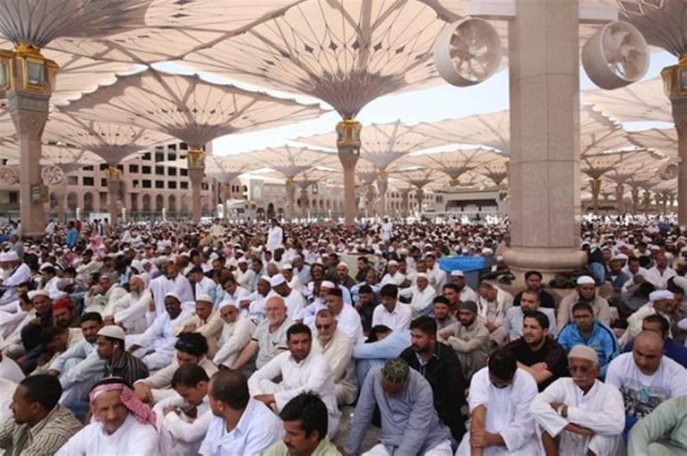 خطيب المسجد النبوي: الماء من اسباب رضوان الله وقد يتحول بأمر الله إلى عذاب