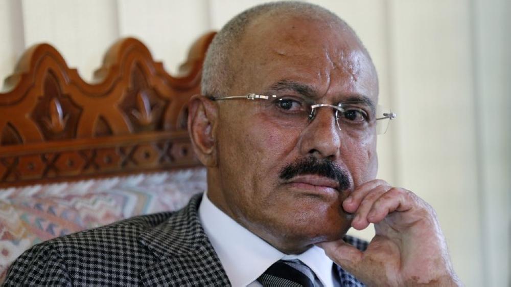مات صالح يوم سقطت صنعاء