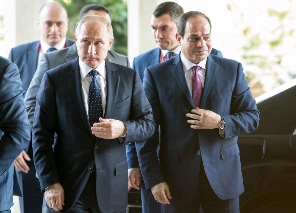 بوتين يحذر من أي خطوات تستبق اتفاقا بين الفلسطينيين وإسرائيل