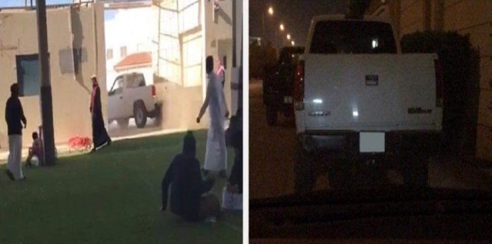 القبض على المفحط مقتحم «المدرسة الأهلية» و 20 ألف ريال والتوقيف في انتظاره