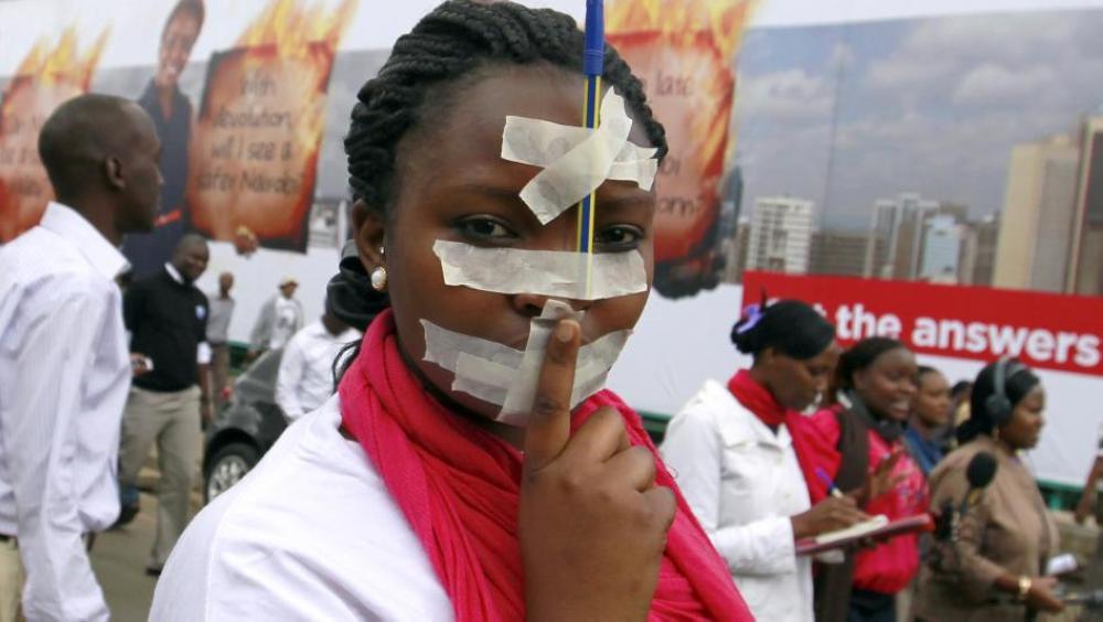 تعذيب كينيا