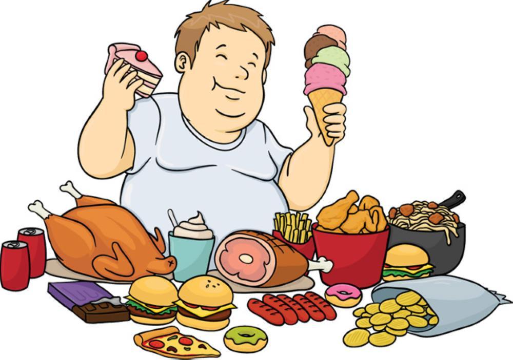 للبدناء فقط  كيف توقف الشعور بالجوع ؟