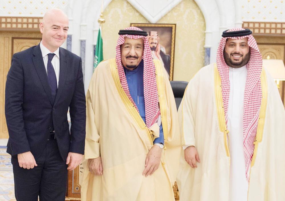 «الرياضة السعودية» تعانق الذهب