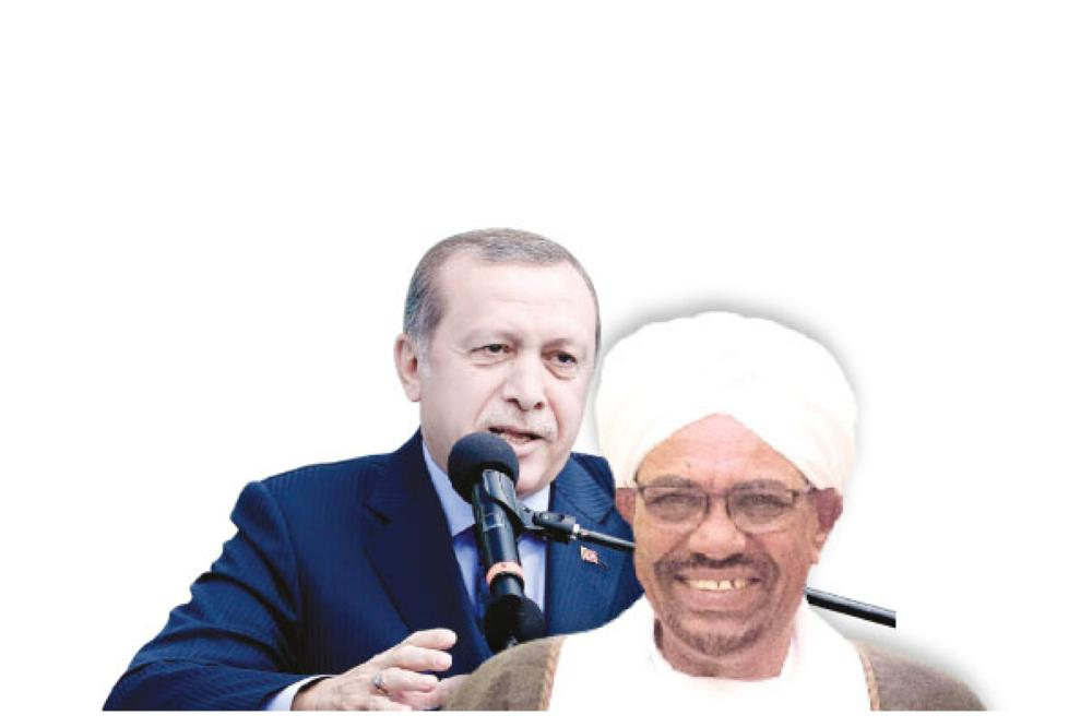 الخرطوم تمنح أنقرة «سواكن».. السودان إلى الحضن التركي