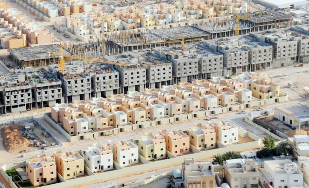 وزارة الإسكان منعت المطور العقاري استلام عربون تتجاوز قيمته 5% من العقد.