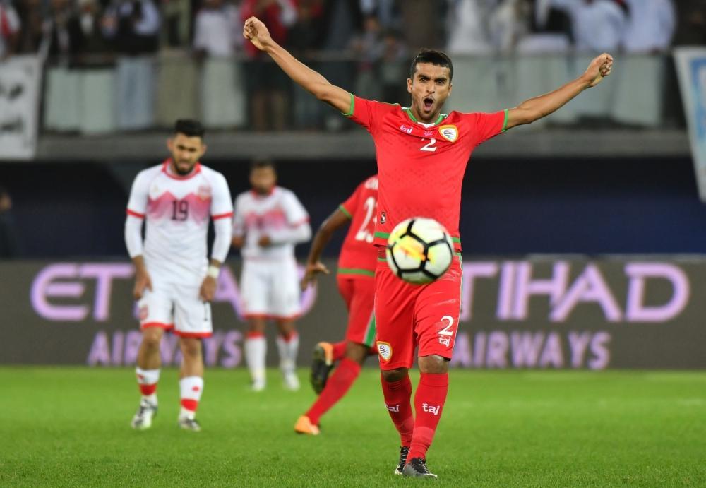 خليجي 23: عمان تصل إلى نهائي البطولة بفوزها على البحرين